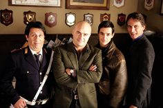 The Inspector Montalbano Series. TV Crime at its quirky best. In Italian with subtitles.