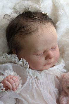AMAZING life like baby girl art doll reborn in Dolls & Bears, Dolls, Clothing & Accessories, Artist & Handmade Dolls   eBay