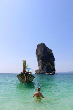 Poda Island Thailand Krabi www.tenesommer.com