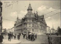Nationale Bank, Antwerpen, 1909, bron Eric Keutgens