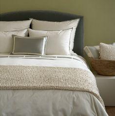 Anne Gish Silk Bedding