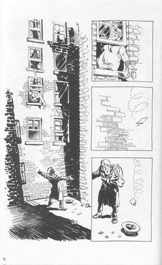 Sequential Spotlight #07: Will Eisner's A Contract with God | Sound Colour Vibration