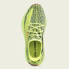 a49f7601d adidas Yeezy Boost 350 v2 Semi Frozen Yellow B37572