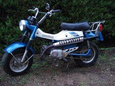 SUZUKI RV 50 MOTO CLASICA. - Foto 1