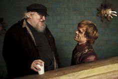 """Great Quotes about Writing from Game of Thrones Author George R.R. Martin"""