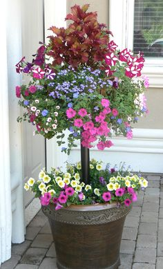 I love the idea of this for small space gardening like I have.