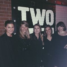 Some of our groupies after a very successful @twotenjackchatt VIP party. #TBGresults #chattanoogaramen