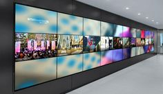 Installation of the Week: Huge Video Wall Welcomes Brookfield's Guests | Digital Signage Connection
