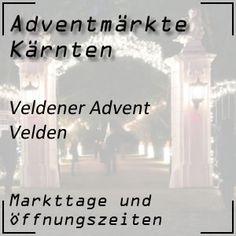 zu den größeren Weihnachtsmärkten in Kärnten gehört auch jener in Velden am #wörthersee #velden #kärnten Advent, Felder, Kirchen, November, Villach, Old Town, Tourism, November Born
