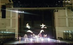 Circo XY en el Teatro Mayor