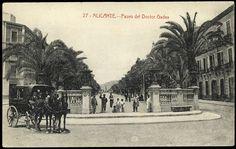 Passeig del Doctor Gadea. 1911