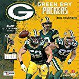 Cal 2017 Green Bay Packers 2017 12x12 Team Wall Calendar