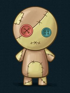 Gallery For > Scary Voodoo Dolls