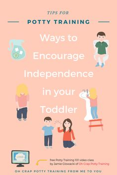 How To Help Toddlers Be More Independent On The Toilet Potty Training Tips Potty Training Kids Potty Training Advice