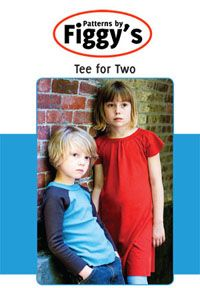 Tee for Two Figgy's Pattern