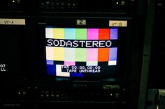 ♫ content-no pictures/videos/gifs posted are mine unless otherwise noted. Soda Stereo, Mi Photos, Daily Pictures, Mood Boards, Rock N Roll, Picture Video, Tape, My Love, Archive
