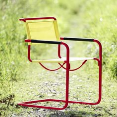 S34N All Seasons Arm Chair by Mart Stam for Thonet