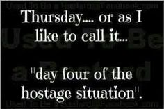 The four day hostage situation