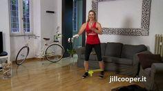 Jill Cooper - Gambe e Glutei 9 min.