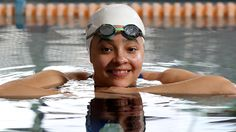 Clovercrest swimmer Magdalena Moshi has been chosen to represent Tanzania at the Olympics. Picture: Calum Robertson