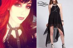 Ash Costello: Harness Dress