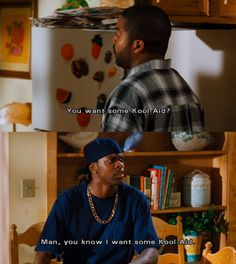 Kool Aid from the movie Friday , black people and there kool'aid haha just a joke so no racist mess Movie Memes, Funny Movies, Comedy Movies, Good Movies, Movie Tv, Friday Movie Quotes, Friday Humor, Ghetto Red Hot, Ghetto Humor