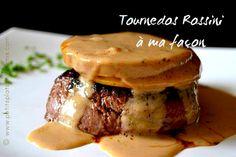 La recette du tournedos Rossini fait partie de ses recettes incontournables pour un repas de fête ou gastronomique, un dîner en amoureux, ou simplement une envie folle de bonne chair. Si j'ai…