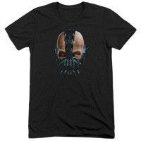 "Batman Dark Knight ""Painted Bane"" Hoodie - Adult & Youth"