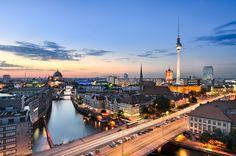 Embarcadero Announces Release Updates for RAD Studio, C++Builder and Delphi Berlin - Berlin Skyline, Paris Skyline, Romantic City Breaks, Places To Travel, Travel Destinations, Hotel Berlin, Barcelona, Like A Local, Places Of Interest