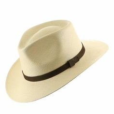 Hand Finished - Ultrafino Panama Hat Men, Hats For Men, Cowboy Hats, Hand Weaving, It Is Finished, Hands, Leather, Menswear, Style