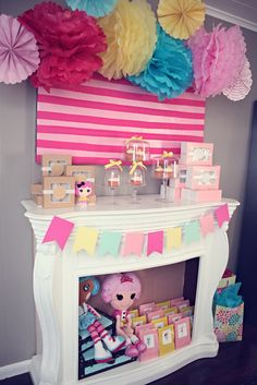 Photo 1 of 27: Crumbs Bakery LaLa Loopsy / Birthday Kileys LaLa Loopsy Party | Catch My Party