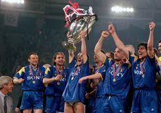 #Juventus 1996 // Champions League N.2 // Roma, 22 maggio 1996 // Ajax - Juventus (3-5 dcr) //