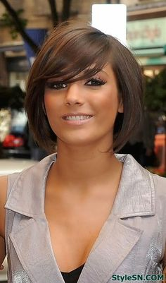 The Unique Messy Bob Haircut -StyleSN