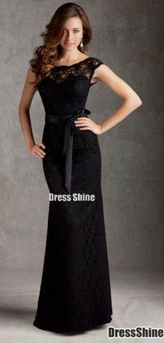 evening dress ...simple and elegant