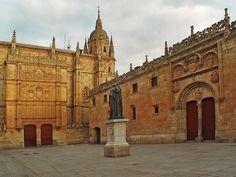 Universidad. Salamanca. Castilla León
