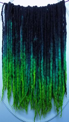 40DE Swallowtail UV Locs 1925 Total Length by NVCL3ARBVTT3RFLY