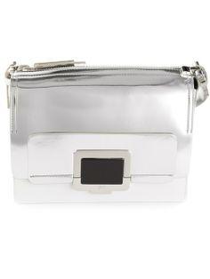 Women - Roger Vivier Colour Block Shoulder Bag - Biffi