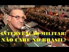 """Juiz desmascara General Villas Boas e defende o pedido de """"Intervenção M..."""