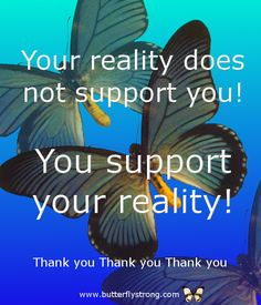 You support your reality ~ Alignment Affirmations