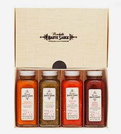 Hot Sauce Sampler Pack | Fully stock your hot sauce shelf (What? You don't have one of ... | Seasonings & Spices