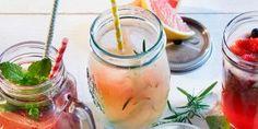 Heerlijk voor op een zonnige dag: een zelfgemaakte limonade! Bovendien ook nog eens gezond! Wij hebben de lekkerste recepten voor fresh lemonades op een rijtje gezet.