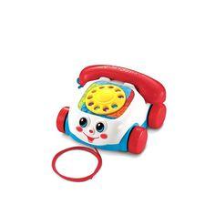 Fisher-Price, Telefon dla gadułki, zabawka interaktywna