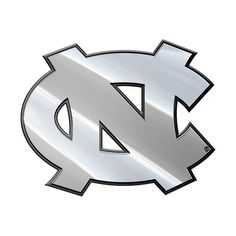 Team ProMark's flagship offering of our top-selling emblem. Made from solid metal and chrome plated for long lasting durability and fan-tastic style. Ecommerce App, Chrome Cars, Unc Tarheels, Tar Heels, Car Decals, Chrome Plating, Chevrolet Logo, North Carolina, Logos