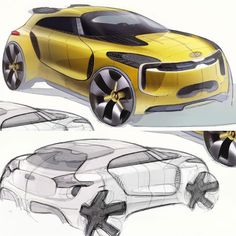 #kia #suv #electric #design #cardesign #automotivedesign #sketch #carsketch