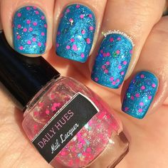 Claire - Daily Hues Nail Lacquer