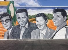Mural Mile located on Van Nuys Blvd. in the city of Pacoima. Read more about it here:  http://www.welikela.com/inspiration-guaranteed-visit-mural-mile-van-nuys-blvd/