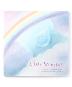 Look what I found on #zulily! The Little Raindrop Hardcover #zulilyfinds