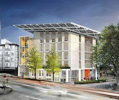 Bullitt Center, Seattle - World's Coolest Futuristic Buildings | Travel + Leisure