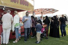 Love Food Festival comes to Mushrif Central Park - in pictures