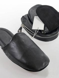 Leather slippers at Grailed   Men's Designer & Streetwear Leather Slippers, Designer Streetwear, Heeled Mules, Street Wear, Shopping, Shoes, Fashion, Leather Flip Flops, Moda